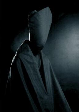 INSIDE artzine 16, dark priest, dark art