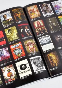 INSIDE artzine 21, Reviews, Cover