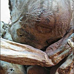tattooed mummies, photo manipulation, sleep, artscum