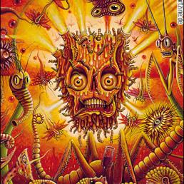 Robert Steven Connett, USA, Hades, fire, maggots