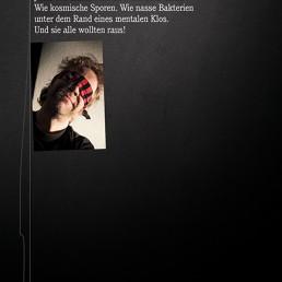 Jenz Dieckmann, Germany, stories, lyric poetry, verkommenheit, art scum, back side