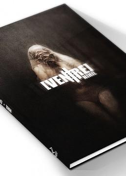 Nihil, ventre, art book, review, dark art